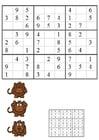 Image sudoku - singes