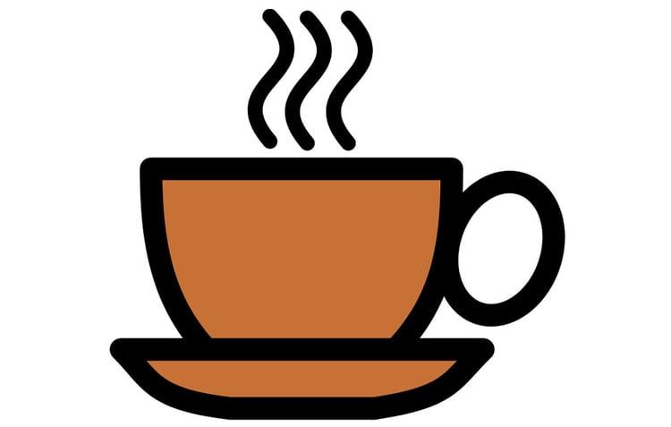 Image tasse de caf dessin 28250 - Dessin tasse a cafe ...