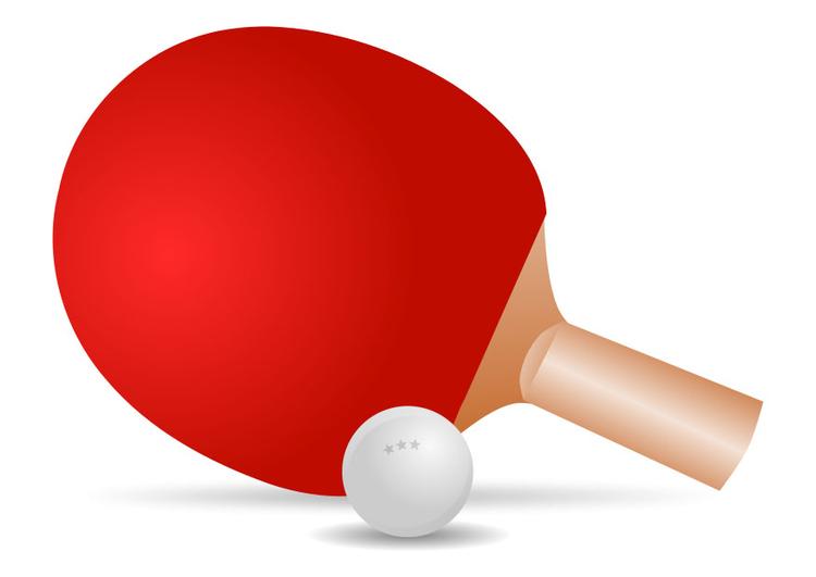 Image tennis de table dessin 27718 - Dessin tennis de table ...