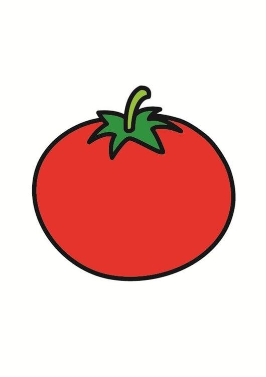 Image tomate dessin 23228 - Tomate dessin ...