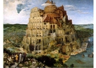 Image tours de Babel par Bruegel l'ancien