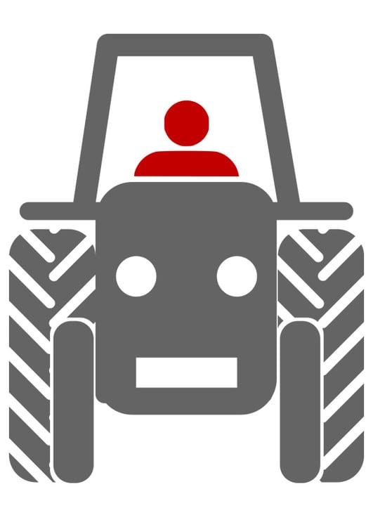 Image Tracteur Images Gratuites A Imprimer Dessin 28281