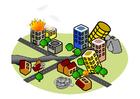 Image tremblement de terre