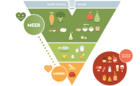 Image triangle alimentaire - partie 1