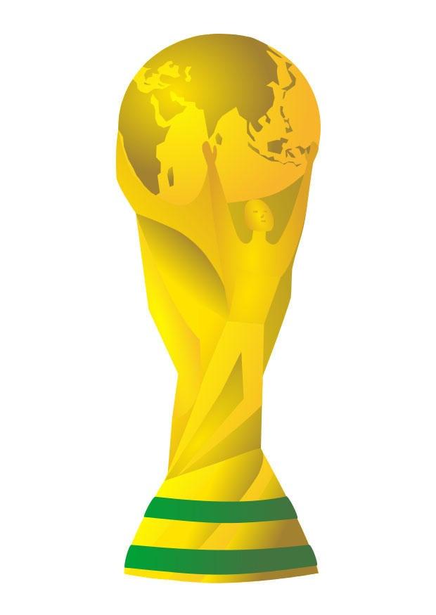 Image troph e de la coupe du monde dessin 28672 - Dessin en coupe ...