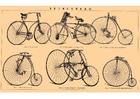 Image vieux vélos