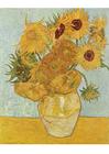 Image Vincent van Gogh - Tournesols