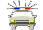 Image voiture de police