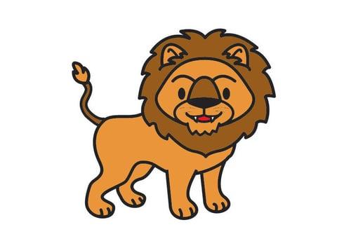 Image lion