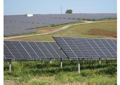 Photo panneaux solaires