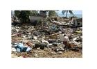 Photo après le tsunami