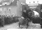 Photo Arrivée des habitants de La Lituanie