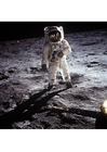 Photo astronaute sur la lune