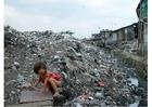 Photo bidonville à Jakarta