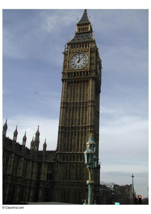 Photo Big Ben Londres