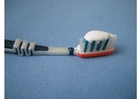Photo brosse à dents et dentifrice