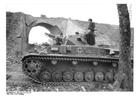 Photo char de combat en France