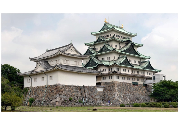 Photo Chateau Nagoya au Japon
