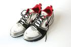 Photo chaussures de basket