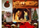 Photo collage de noël