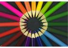 Photo craons de couleurs