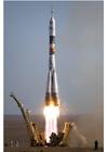 Photo décollage d'une fusée
