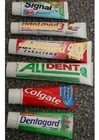 Photo dentifrice
