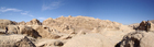 Photo désert près de Petra en Jordanie
