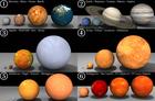 Photo dimensions des étoiles