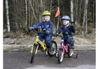Photo faire du vélo