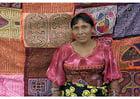 Photo femme du Panama