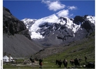 Photo frontière du Tibet