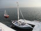 Photo hiver - bateau