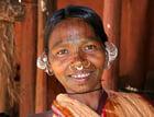 Photo Kutia kondh femme d'Inde