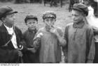 Photo La Russie - enfants qui fument