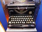 Photo machine à écrire