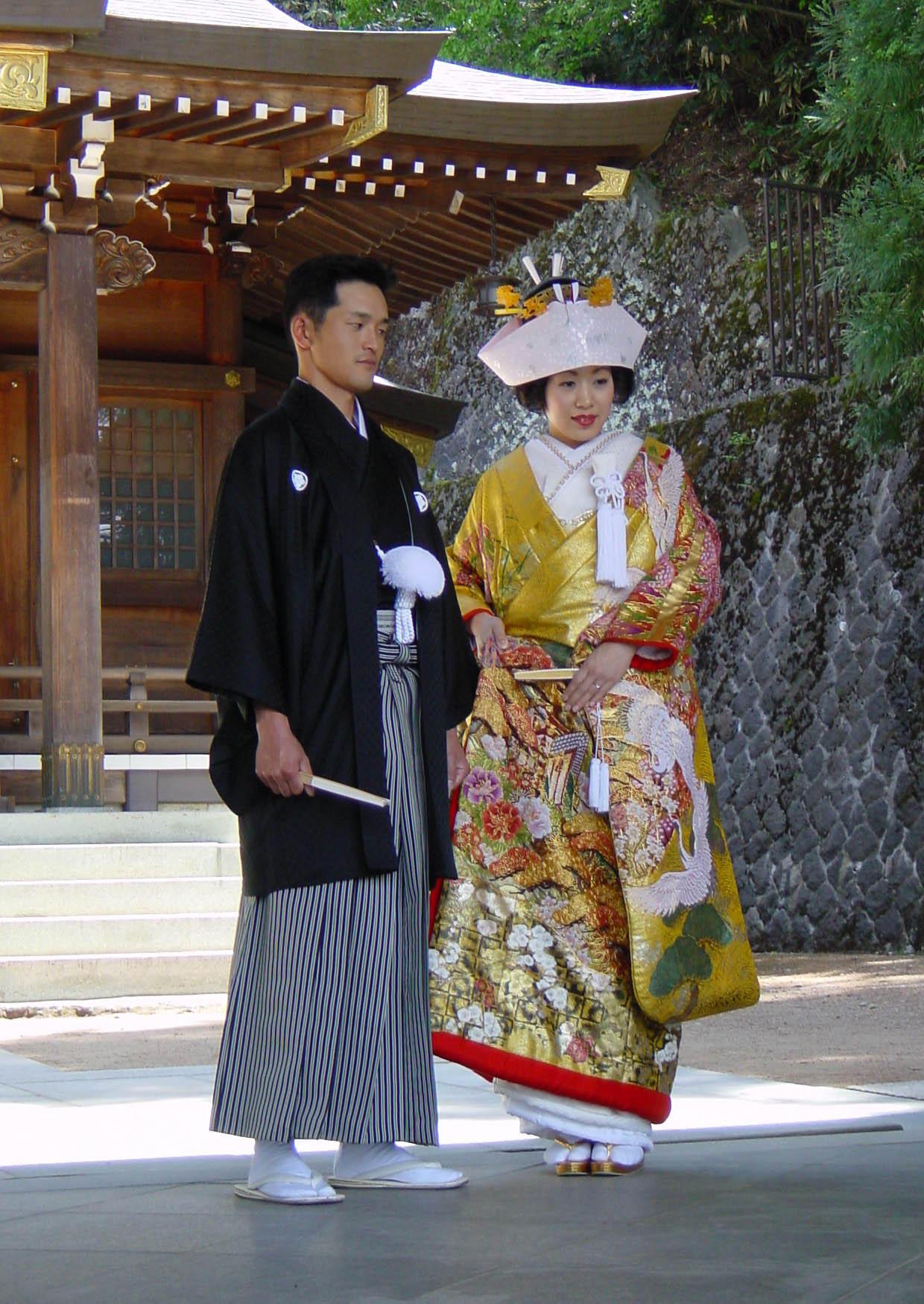 Photo mariage au japon [305x431]