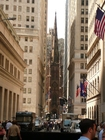 Photo New York - Wall street