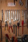 Photo outils de travail