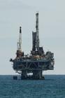 Photo plate-forme pétrolière