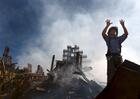 Photo pompier WTC