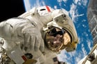 Photo promenade dans l'espace