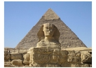 Photos Sphinx et pyramide de Gizeh