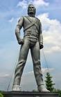 Photo statue de Michael Jackson