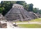 Photo Temple maya à Palenque