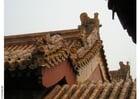 Photo toit du palais