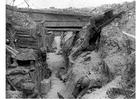 Photo tranchées - bataille de la Somme