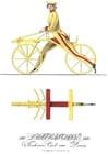 Image vélo à cours